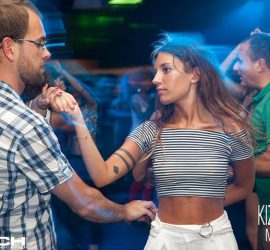Ballare la salsa - La Vuelta
